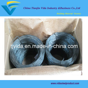 Double Twisted Black Annealed Wire (BWG4-BWG36) pictures & photos