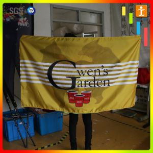 Hanging Advertising Fabric Polyester Banner Printing pictures & photos