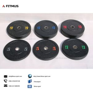 Hitemp Plates Bumper Plates for Sale Crossfit Bumper Plates for Sale Training Bumper Plates pictures & photos