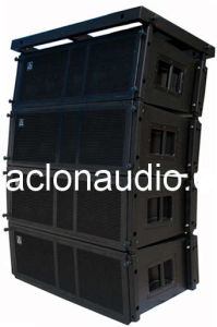 "Vt4888 Dual 12"" Three-Way High Power Line Array (VT622) pictures & photos"