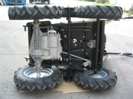 Garden Tools Truck Loader Chassis pictures & photos