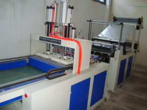 Double Layer Four Lines Bag Making Machine pictures & photos