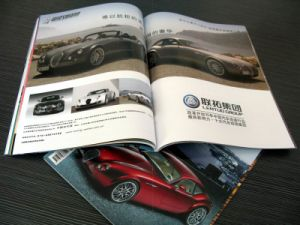 Book Magazine Brochure Printing Serveice pictures & photos