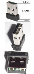 150M USB 2.0 Wireless Adapter LAN WiFi Card (WSS-LAN-20)