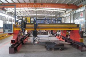 Rotation Free Gas Cutting Machine pictures & photos