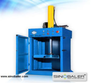 Drum Crusher Baler