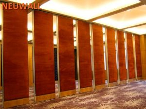 Movable Operabe Partition Wall System pictures & photos