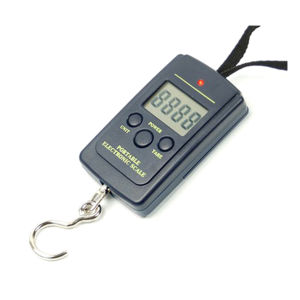 Portable Luggage Weighing Scales with Hook (XF-A01) pictures & photos
