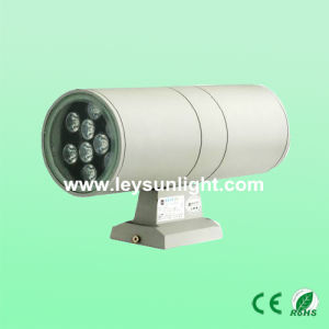 9W, 18W Modern up and Down Exterior LED Garden Wall Light with CE RoHS