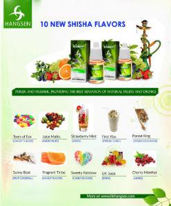Hangsen Newest Flavors E Liquid Shisha Flavors E Liquid pictures & photos