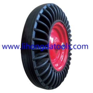 High Quality 16 Inch Rubber Powder Wheel pictures & photos