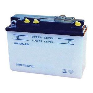 Motorcycle Battery (6N12A-2D)