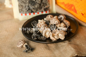 Healthy Vegetable 3-4cm Thin Tea Flower Mushroom pictures & photos