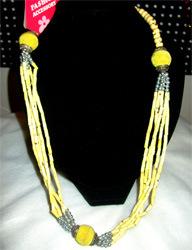 Fashion Bone Necklace (029-60)
