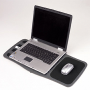 Foldable Laptop Stand with Mouse Pad (NLD-01)