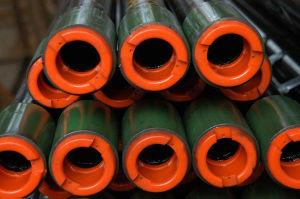 API 5CT Tubing (4-1/2′′ /J55/K55/N80/L80/P110/EU/R2) for Oilfield Service pictures & photos