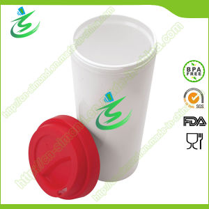 16 Oz Wholesale BPA-Free Coffee Cup with Lid pictures & photos