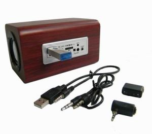 SD Card Reader Speaker (DM09001)