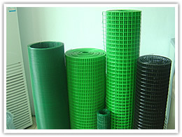 Powder Coated Welded Wire Mesh Roll pictures & photos