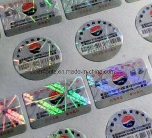 Anti-Counterfeiting Label (CN01JG221)
