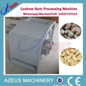 80-100kg/H Automatic Cashew Nut Hulling Machine