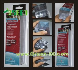 High-Class Print Hanger Packing Box with Auto Button (E-05)