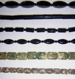 Semi Precious Stone Crystal Loose Bead Gemstone String (ESB01776) pictures & photos