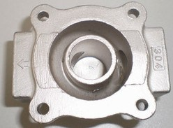 Stainless Steel Casting-Machining Parts-Flange Parts-Hs-001 pictures & photos