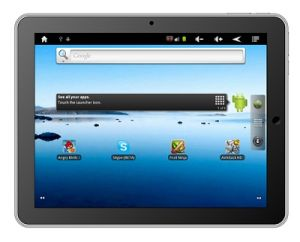 """Iview 970tpc 9.7"""" 4: 3 Capacitive Multi-Touch Panel Tablet PcTablet Pc"""