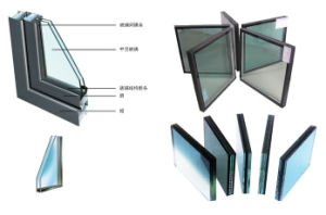 High Quality Insulated Tempered Glass with Low-E (JINBO) pictures & photos