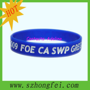 Best-Presentation Printed Silicone Wristband