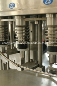 China 3 in 1 Water Bottle Liquid Filling Machine pictures & photos