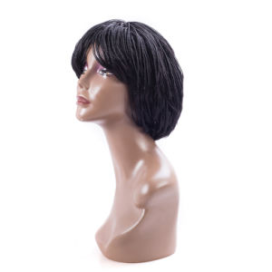 Synthetic Hair Full Head Braid Wig pictures & photos