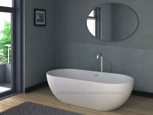 2017 New Style Man-Made Stone Bathtub (PB1022N) pictures & photos