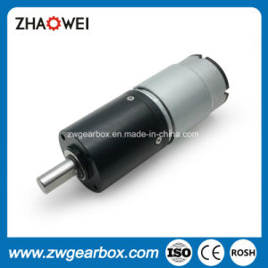 12V 1-4nm. M Pm DC Planetary Gear Motor with Gearbox pictures & photos