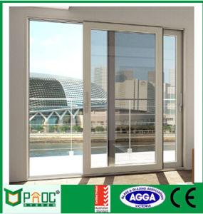 Aluminium Sliding Interior Door with Double Tempered Glazing for Balcony pictures & photos