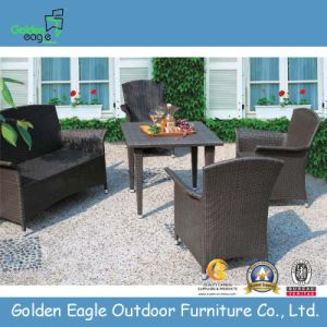 Outdoor Used UV Resistant PE Rattan Chair pictures & photos