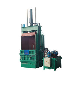25ton Paper Vertical Baler Packing Machine pictures & photos
