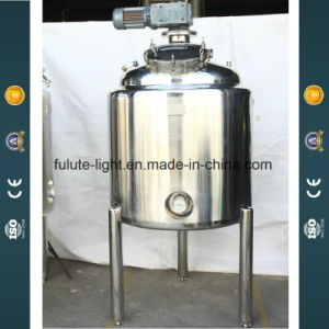 2000L Stainless Steel Bitumen Emulsion Stirring Tank pictures & photos