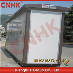 Outdoor Type Intelligent Integration Prefabricated Substation pictures & photos