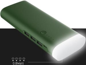 Flashlight Power Bank 10000mAh pictures & photos