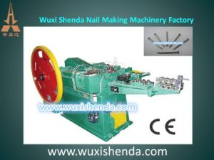 Low Noise Automatic Nail Making Machine (Z9-3C) pictures & photos