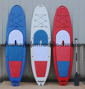 No Inflatable Plastic Sports Sup Stand up Paddle Board pictures & photos