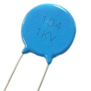 500V High Voltage Disc Ceramic Capacitor Tmcc02 pictures & photos