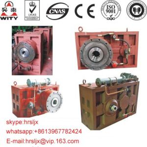 Blown High or Low Density PE Film Extruder with Double Rewinding Traction Machine pictures & photos