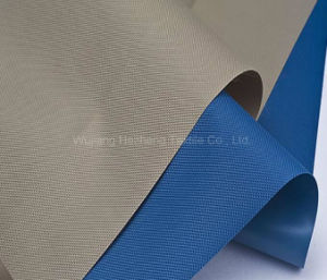 840d*840d Polyester Waterproof PVC Coated Bag Fabric pictures & photos