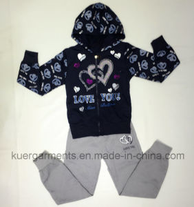Heart Baby Clothes in Children Kids Clothes pictures & photos