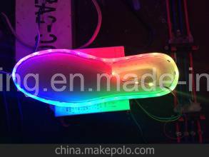 Colorful LED Shoe Light Strip Lamp pictures & photos