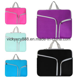 Neoprene Computer Notebook Laptop Bag Holder Cover Pad Sleeve (CY1927) pictures & photos