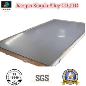 Alloy 20 Plates/Sheets/Coils/Strips (UNS N08020, 2.4660, CARPENTER Alloy 20CB-3, ALloy 20CB3) with SGS pictures & photos